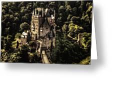 Burg Eltz Greeting Card