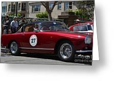 California Mille Greeting Card