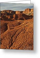Capital Reef National Park Greeting Card