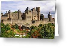 Carcassonne France Greeting Card