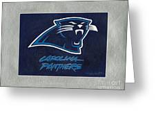 Panthers  Greeting Card