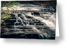Cascadilla Gorge Greeting Card