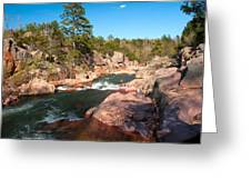 Castor River Shut Ins Greeting Card