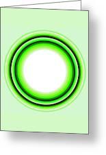 Circle Motif 145 Greeting Card