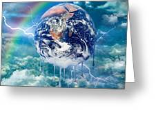 Climate Change- Greeting Card
