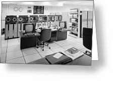 Computer Room, 1999 Greeting Card