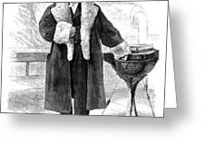 Cornelius Vanderbilt (1794-1877) Greeting Card