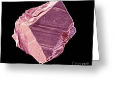 Crushed Diamond, Sem Greeting Card
