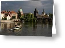 Czech Republic, Prague Greeting Card