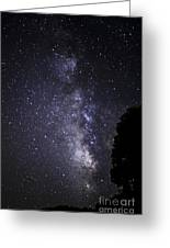 Dark Rift Of The Milky Way Greeting Card