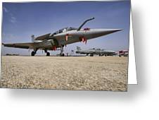 Dassault Rafale  Greeting Card