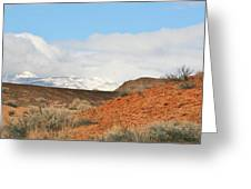 Desert Delight Greeting Card