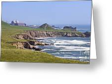 Diablo Canyon Nuclear Power Station Greeting Card