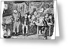 Dickens Oliver Twist Greeting Card