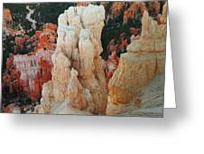Down Into Bryce Greeting Card