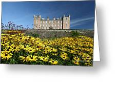 Drumlanrig Castle Greeting Card