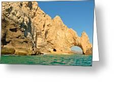 El Arco De Cabo San Lucas Greeting Card