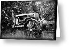 Farmall Greeting Card