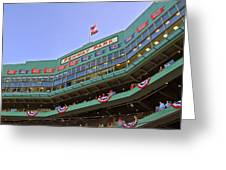 Fenway's 100th Greeting Card