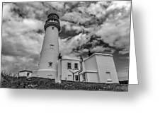 Flamborough Head Lighthouse Greeting Card