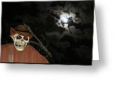 Fright Night 1 Greeting Card