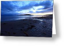 Gairloch Big Sand Beach Scotland Greeting Card