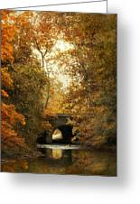 Gentle Reflections Greeting Card