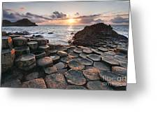 Giant's Causeway 2 Greeting Card