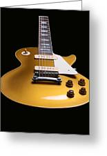 Gibson Les Paul Greeting Card