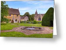 Great Chalfield Manor Greeting Card