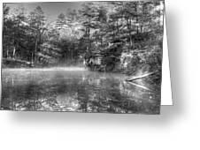 Gunner Pool Greeting Card
