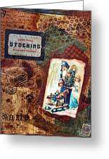 Hang Your Stocking Greeting Card