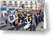 Hastings Old Town Carnival Greeting Card