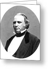 Henry Wilson (1812-1875) Greeting Card