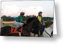 Hollywood Casino At Charles Town Races - 12122 Greeting Card