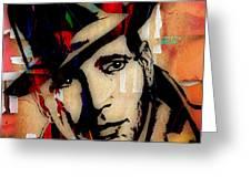 Humphrey Bogart Collection Greeting Card