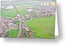 Huntingdon  Greeting Card