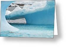 Ice Ice Baby.. Greeting Card