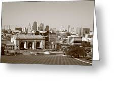 Kansas City Greeting Card