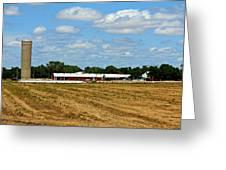 Kansas Farm Greeting Card