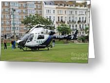 Kent Air Ambulance Greeting Card
