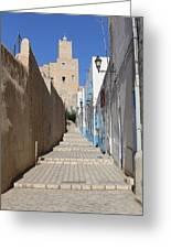 Khalaf Al-fata Lighthouse Greeting Card