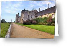 Lacock Abbey Greeting Card