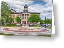 Lake City Courthouse Greeting Card
