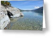 Lake Shore Greeting Card