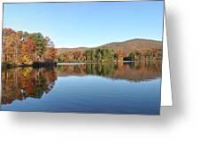 Lake Tamarack  Greeting Card