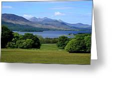Lakes Of Killarney Greeting Card