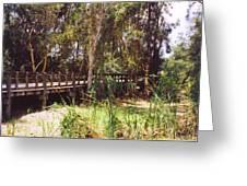 Landscape Greeting Card