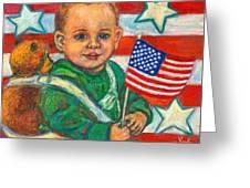 Liberty Greeting Card
