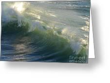 Linda Mar Beach - Northern California Greeting Card